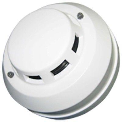 Aliexpress Com Buy Independent Wired Smoke Heat Detector Siren Strobe Alarm Fire Prevention Smoke Heat D Heat Detectors Fire Alarm System Fire Alarm