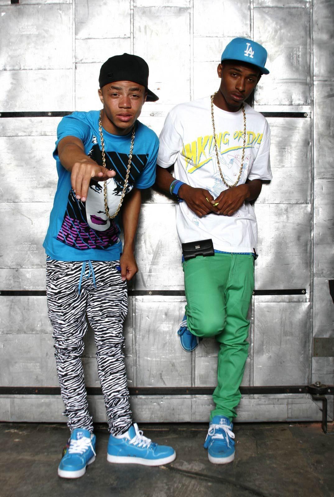 New boyz fashion style