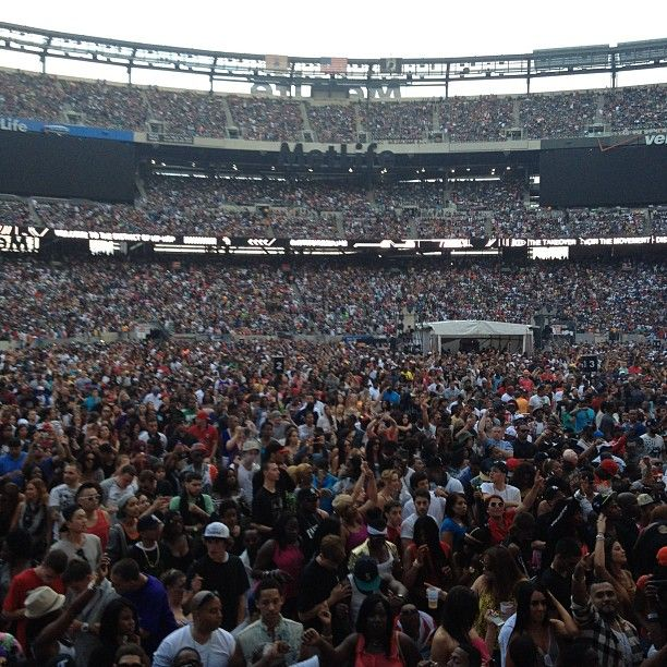Hot 97 SummerJam 2012