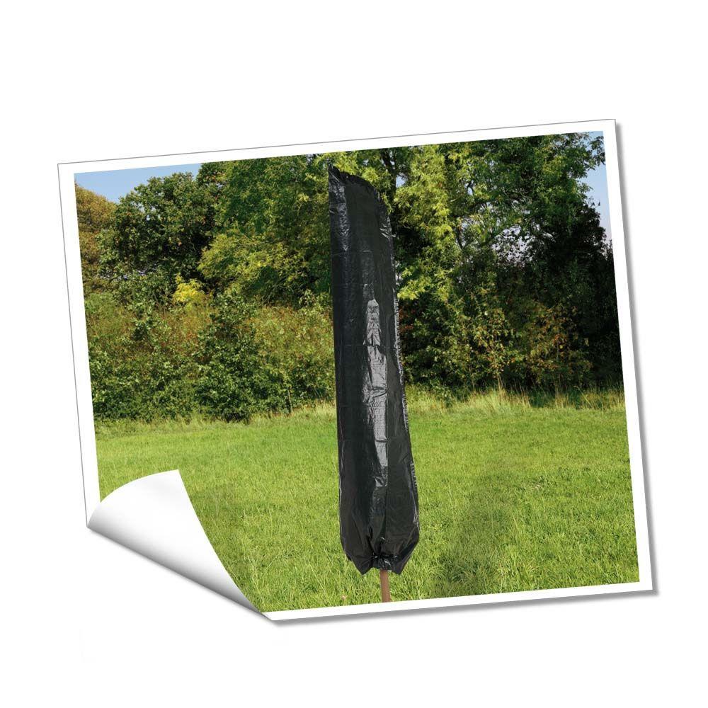 Wilko Pe Giant Parasol Cover Outdoor gardens, Gardening