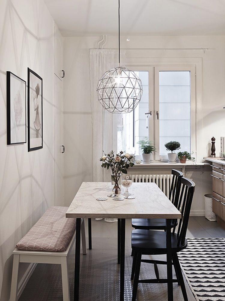 Banco para cocina | cocina | Pinterest | Banco para cocina, Bancos y ...