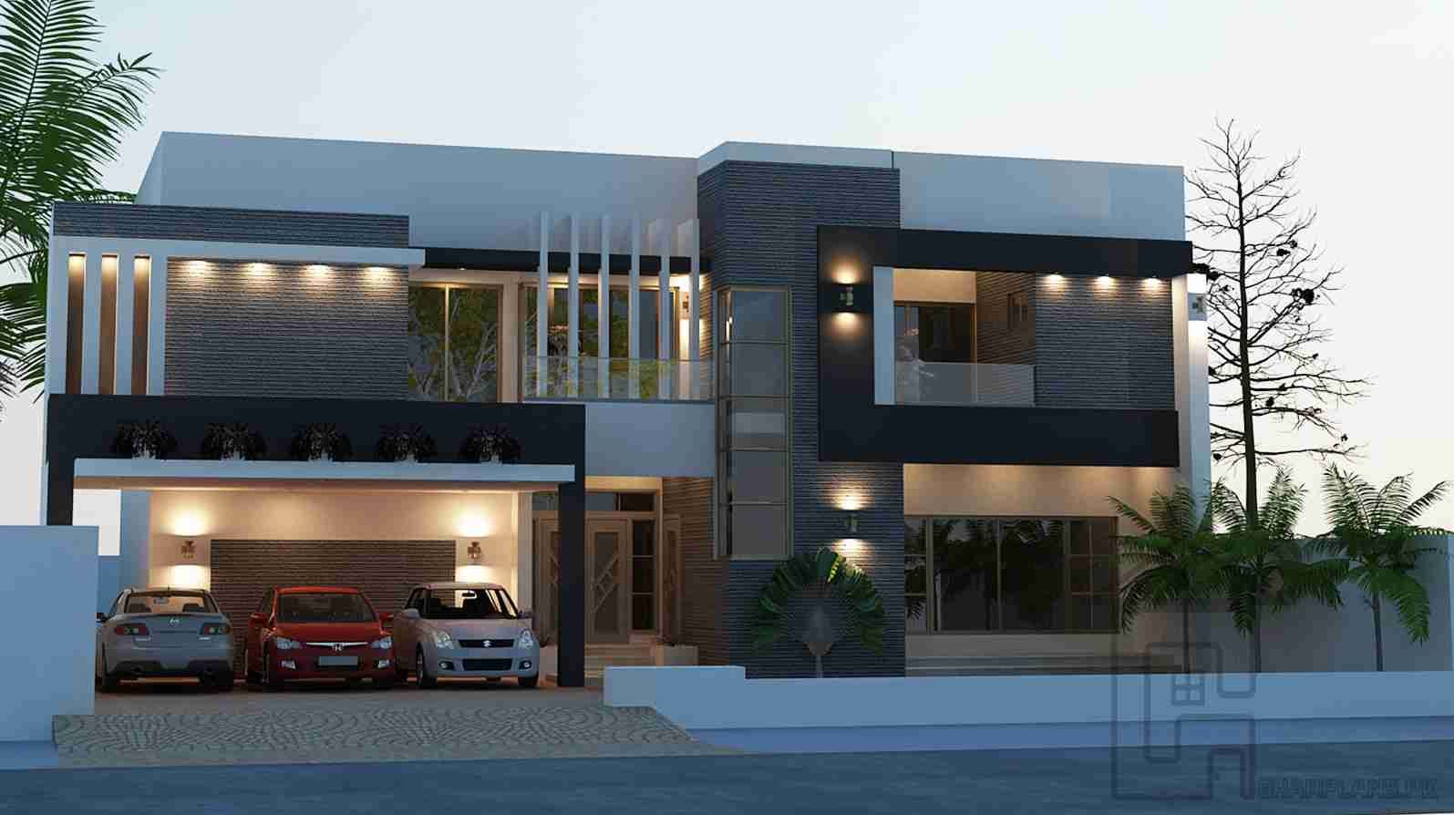 Front Elevation Of A Bungalow : Image result for front elevation of four storey building
