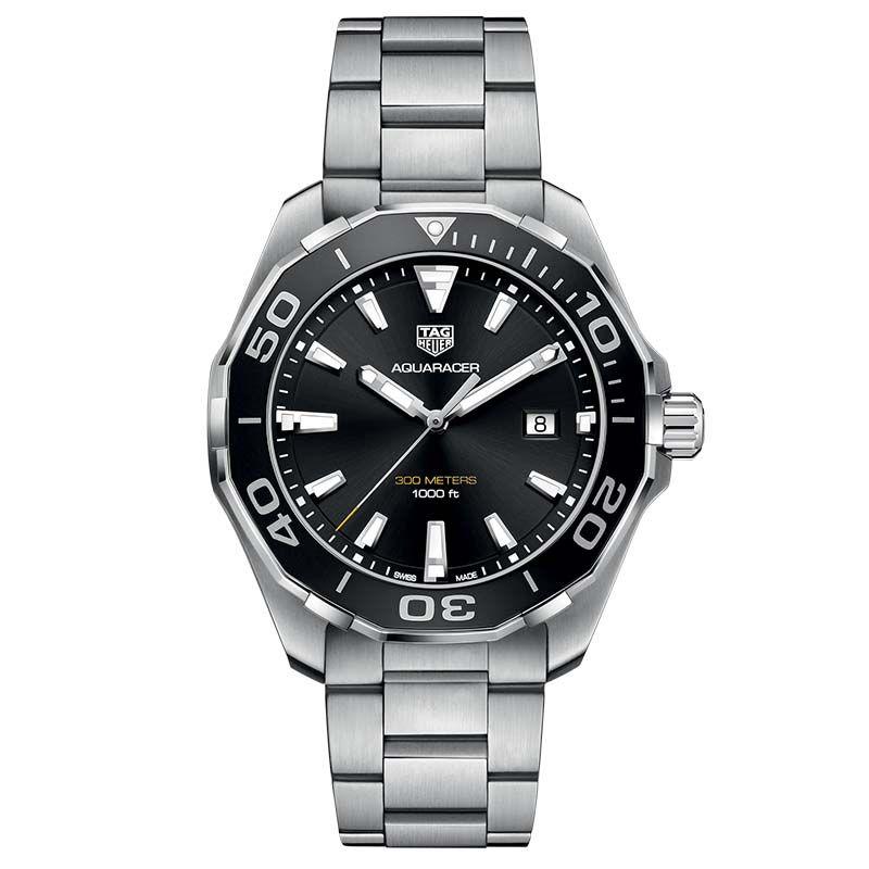 TAG Heuer Aquaracer WAY101A.BA0746 | TAG HEUER | Watches ...