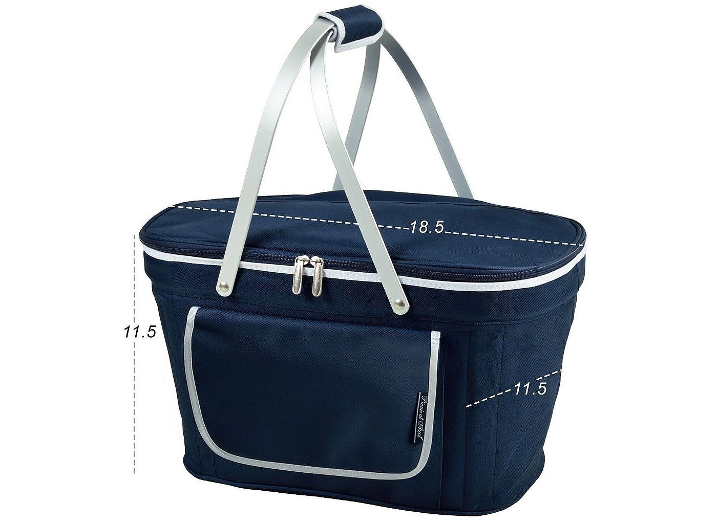 Picnic at ascot large family size insulated folding