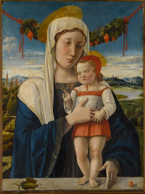 Bellini Madonna and Child