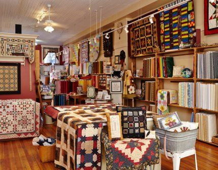Cotton Cabin Quilt Shop Quilt Shop Displays Quilt Stores Quilt Shop