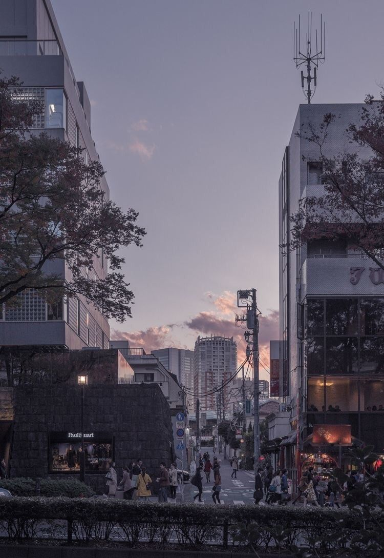 Wanderlust Aesthetic Sky Tokyo City Japan Travel Photography Https Weheartit Com Entry 326815806 Aesthetic Japan City Aesthetic Japan
