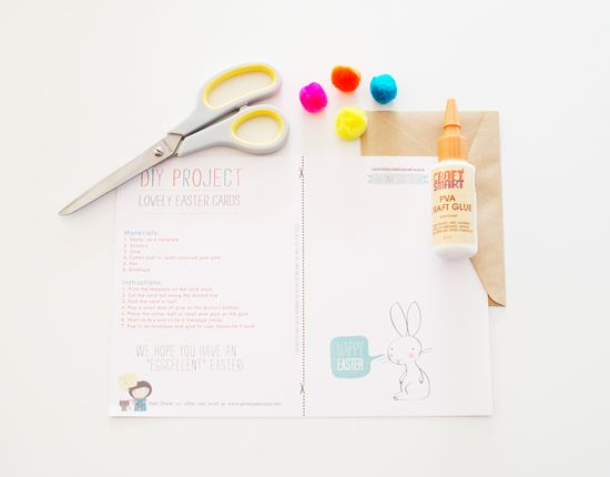 Poppytalk - The beautiful, the decayed and the handmade: Easiest Easter DIY Ever