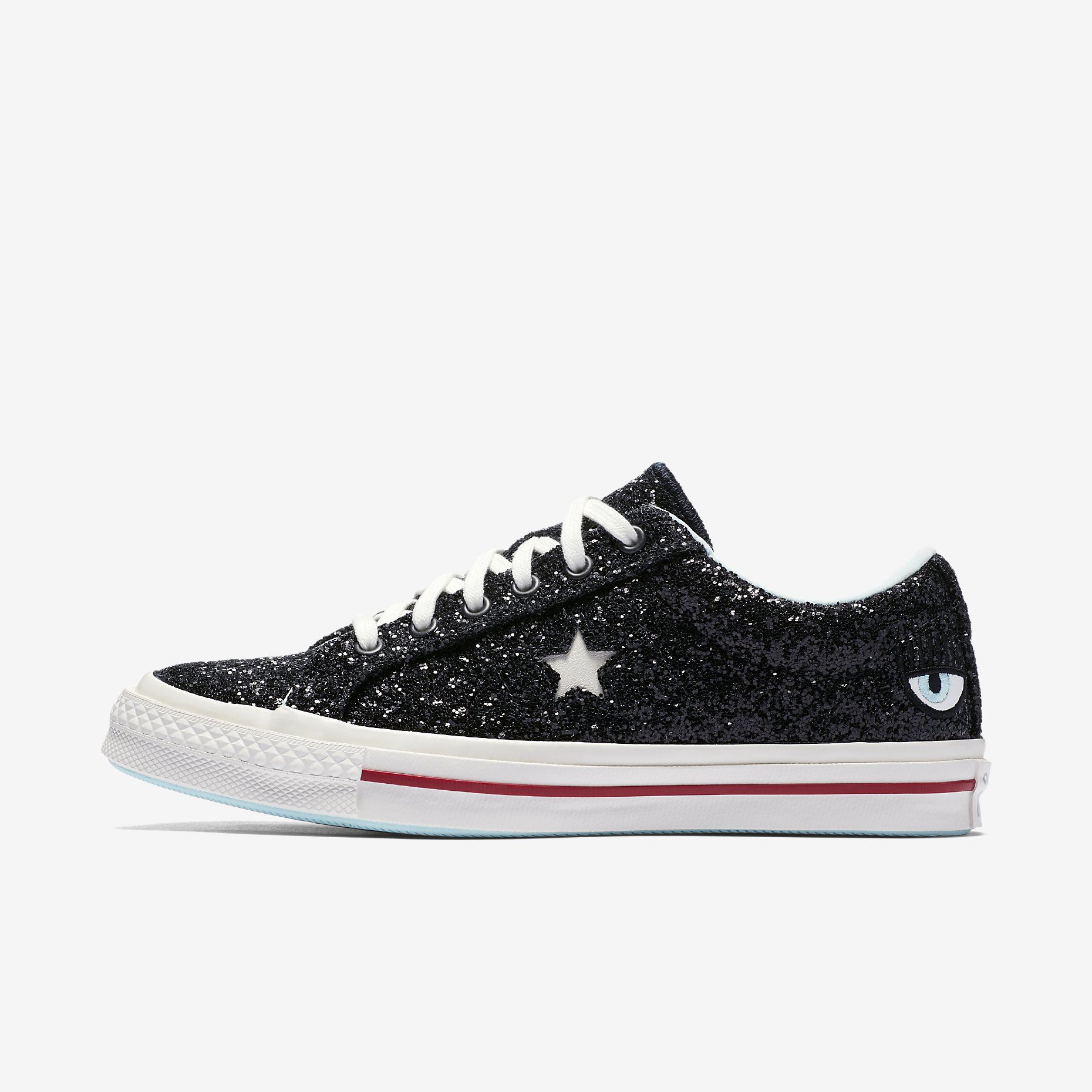 aa4de5876f5c Converse x Chiara Ferragni One Star Low Top Women s Shoe. Nike.com ...