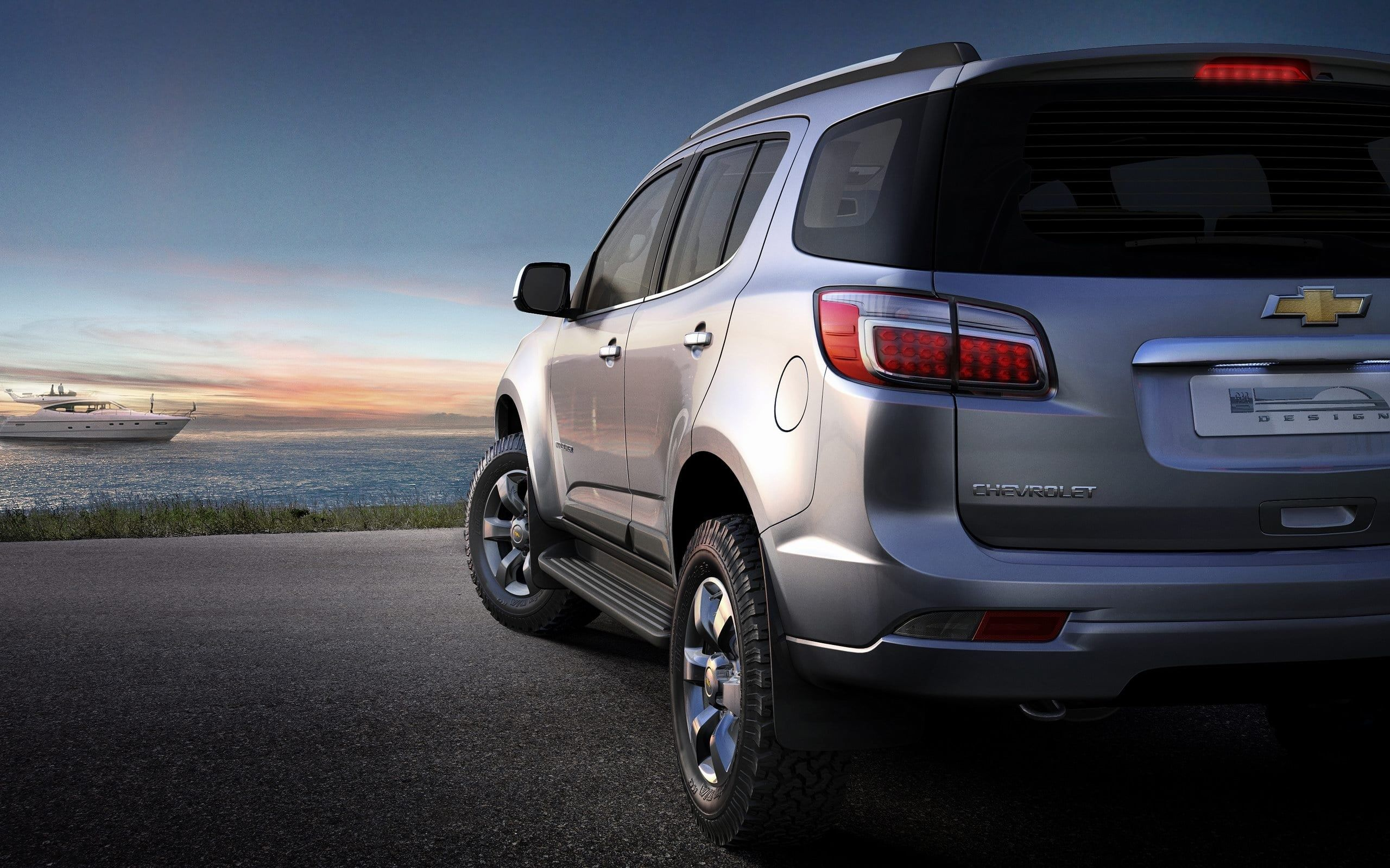 Chevrolet Trailblazer Wallpaper Hd Chevrolet Trailblazer Chevrolet Trailblazer