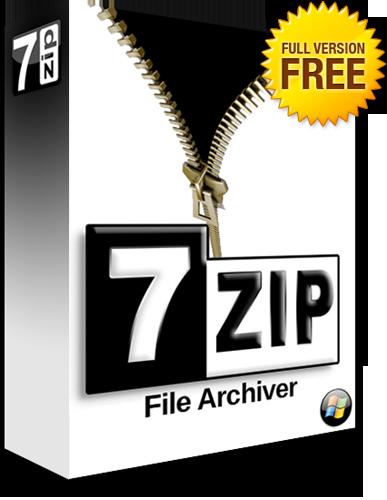 برنامج فك وضغط الملفات الاسطوري 7 Zip 18 05 Final 7 Zip Zip 32 Bit