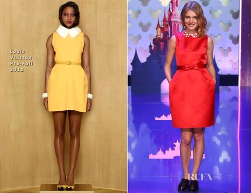 Natalia-Vodianova-In-Louis-Vuitton-Disneyland-Paris-20th-Anniversary