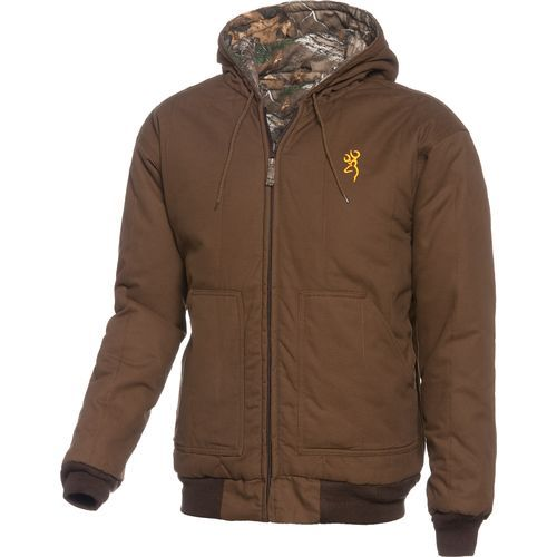 017e47977bc81 Browning Men's Reversible Jacket | Browning❤ | Jackets, Work ...