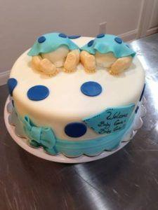 Tortas Y Pasteles Para Baby Shower 26
