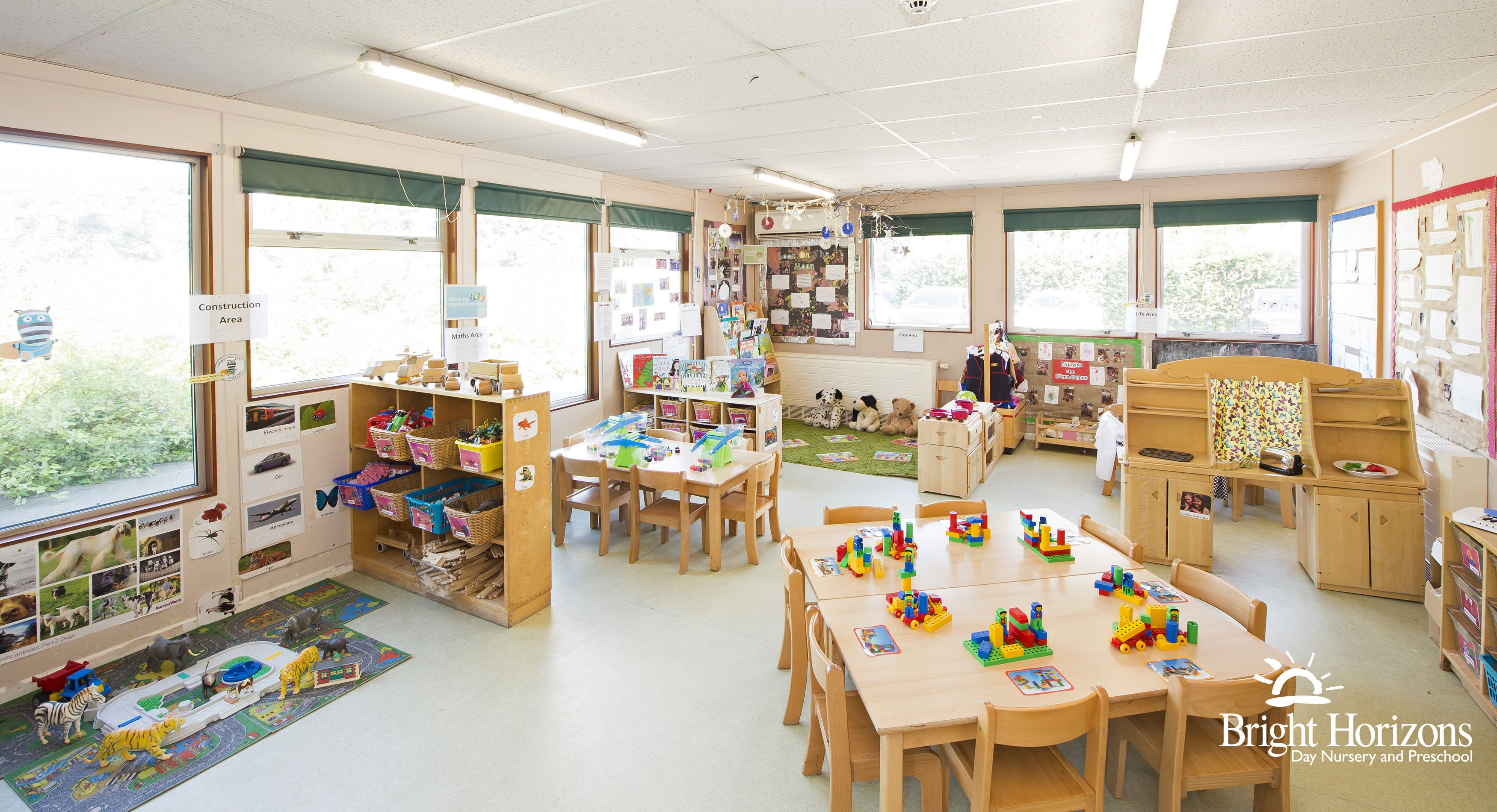 Little Stars Day Nursery And Preschool Is Situated On Site