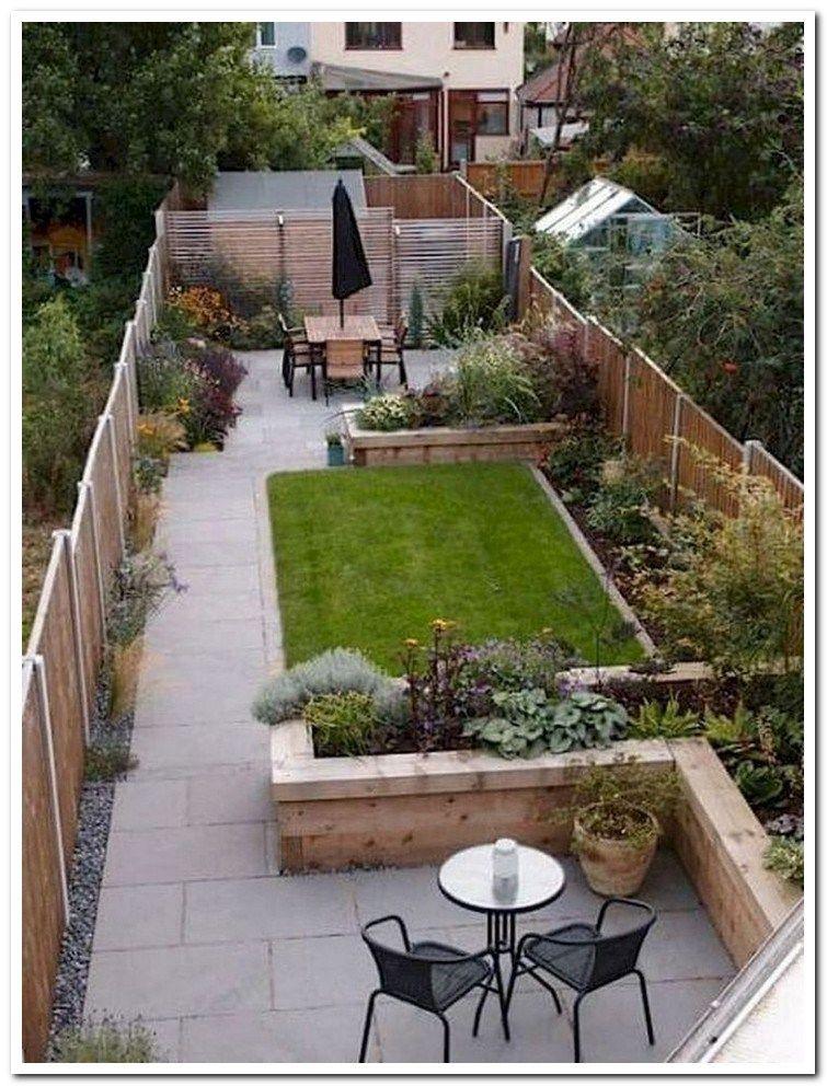 32 Beautiful Simple Backyard Ideas On Your Budget 9 Small Garden Design Small Backyard Landscaping Backyard Landscaping Designs
