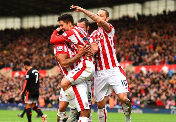 Gw18 Stoke City 2 0 Manchester United Bojan And Arnautovic Humble Awful Red Devils Manchester United Stoke City English Premier League