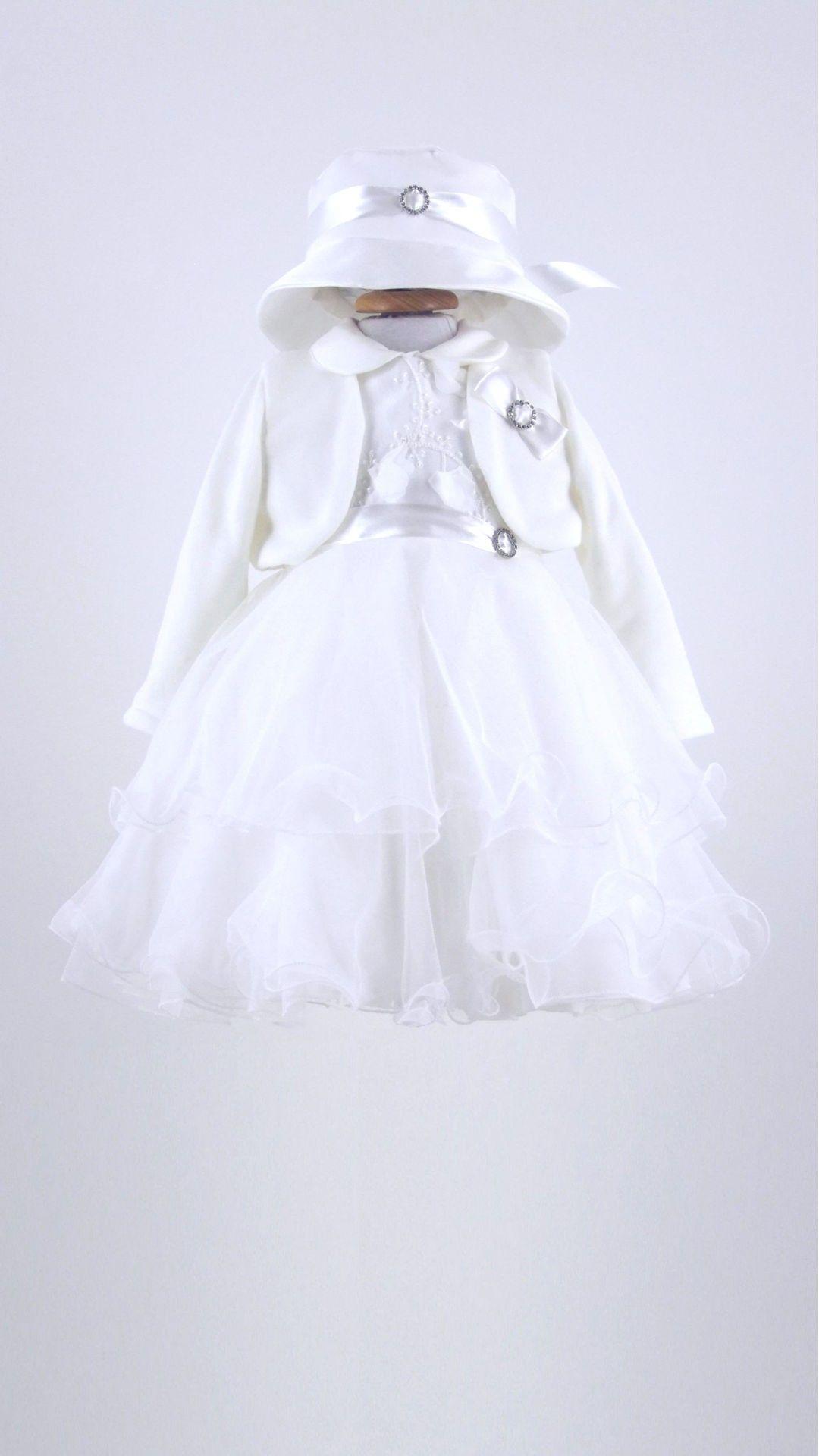 f3192e775a7d Abito Battesimo Bimba Nazareno Gabrielli - Abbigliamento Neonati Bolle di  Sapone