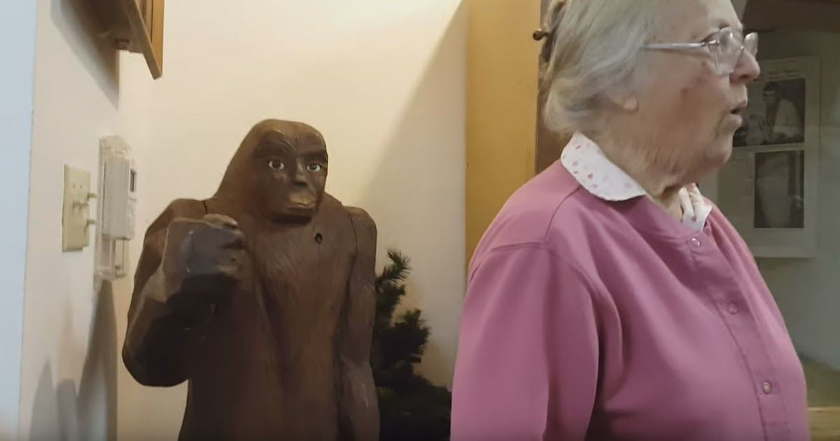 Check Out The Willow Creek #Bigfoot #Museum
