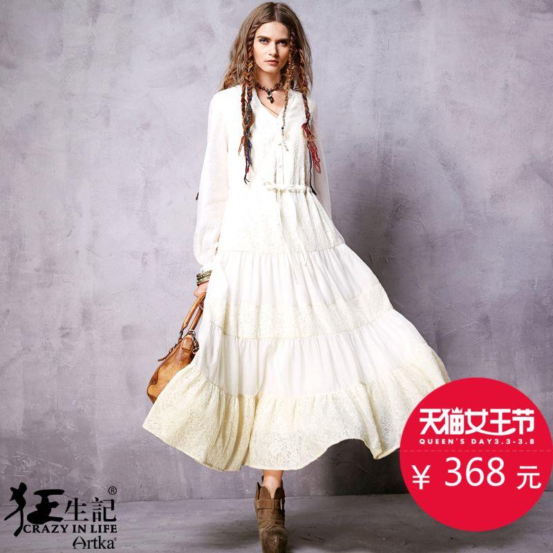 Платья с рукавами и манжетой