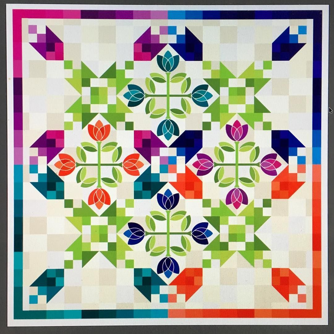 This may be a bucket list quilt for me. So stunning.