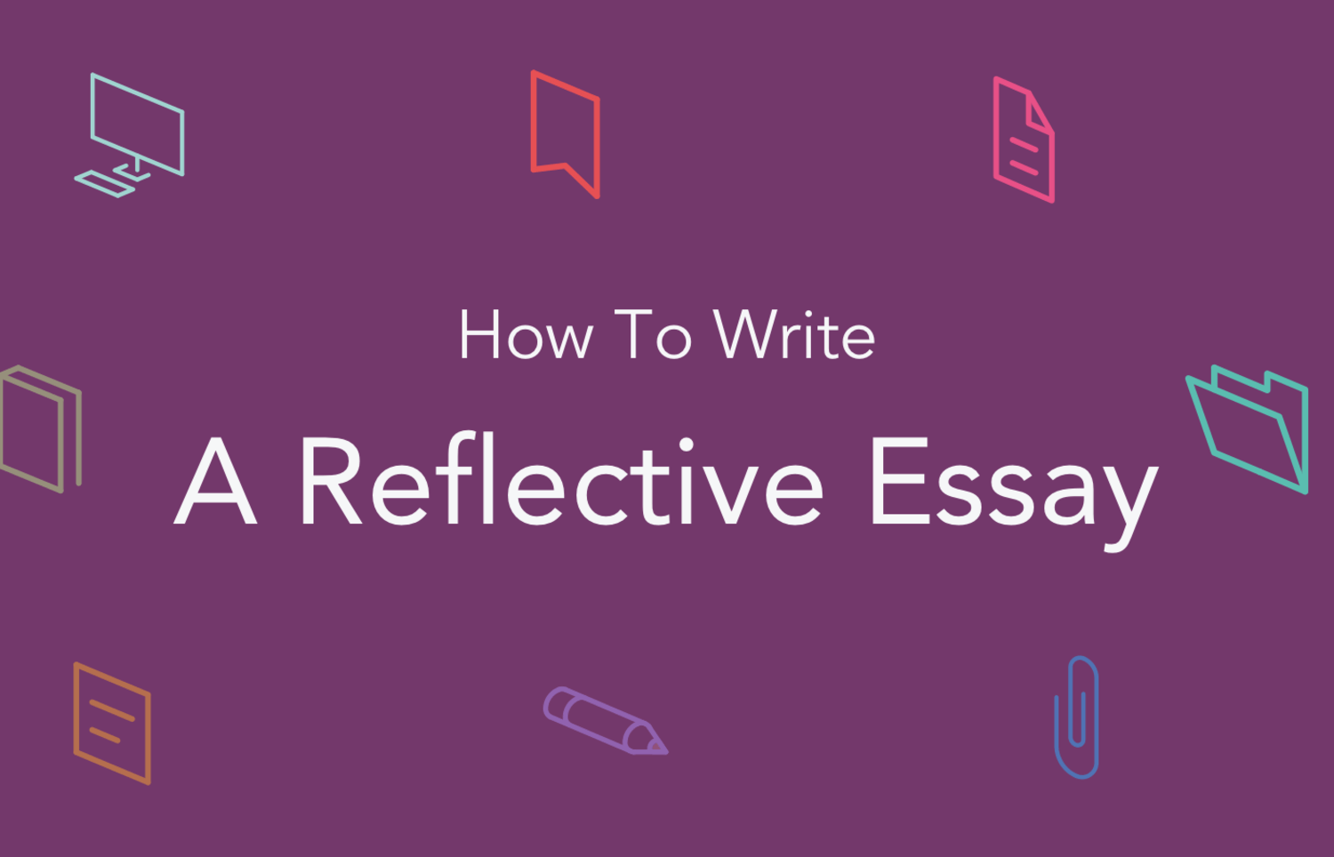 Reflective Essay: The Writing Process - Words | Bartleby