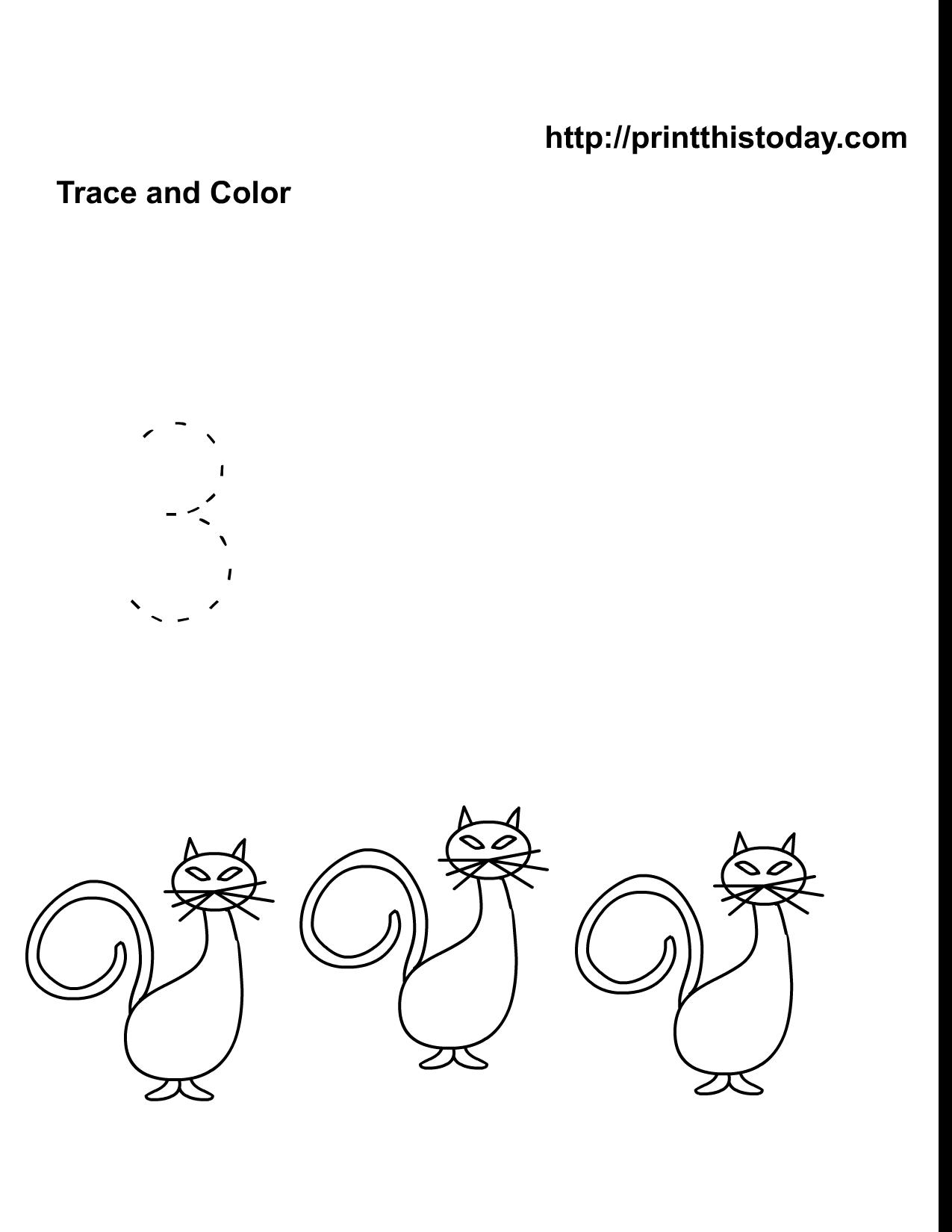 Number Three Math Worksheet For Halloween Halloween Math Worksheets Math Coloring Halloween Math [ 1650 x 1275 Pixel ]