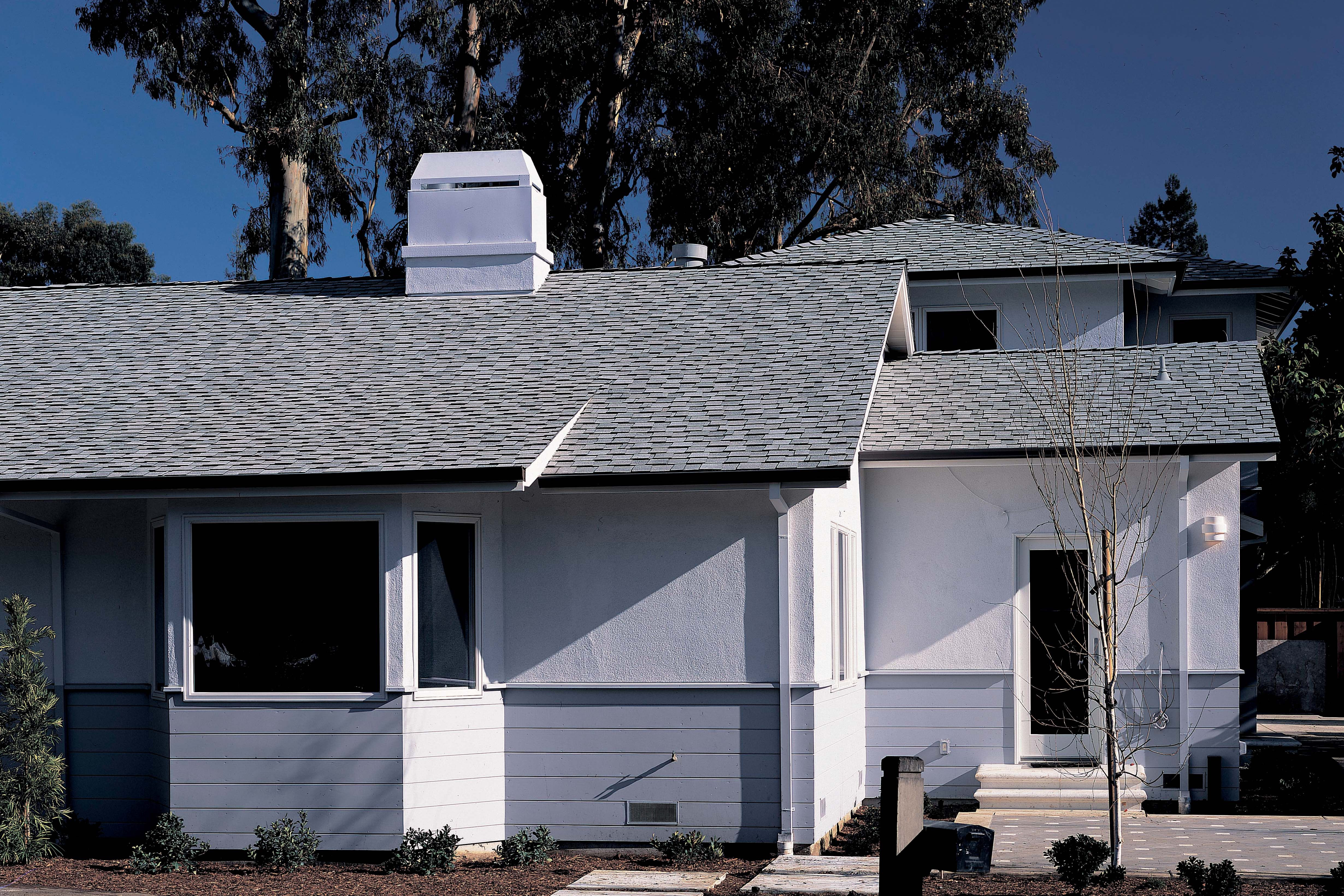 Best Landmark Tl Cobblestone Gray Roofing Certainteed 400 x 300