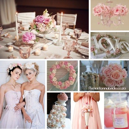 Image Detail for - Vintage Wedding Theme Decoration Ideas with pink color Vintage Wedding ...