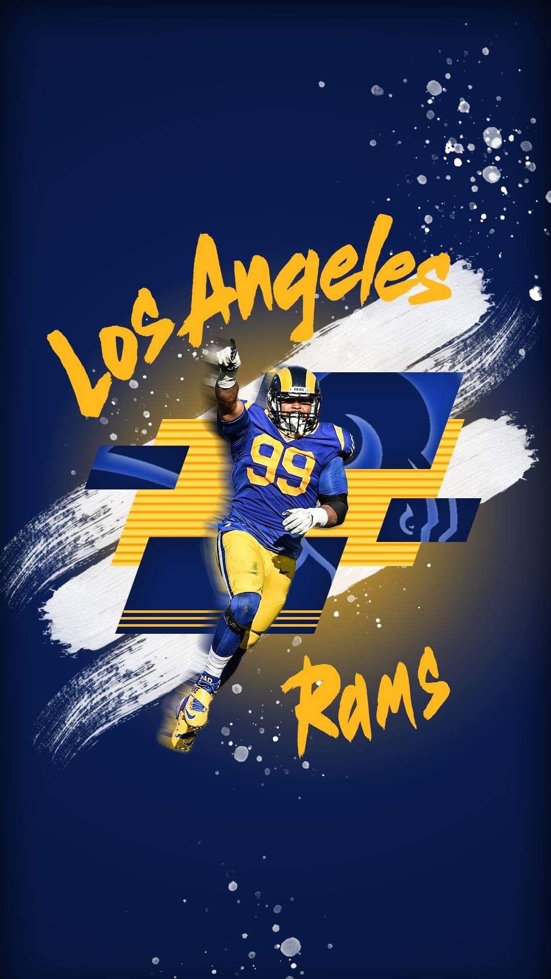 Pin By Rene Winter On La Rams Los Angeles Rams Football Wallpaper Rams Football