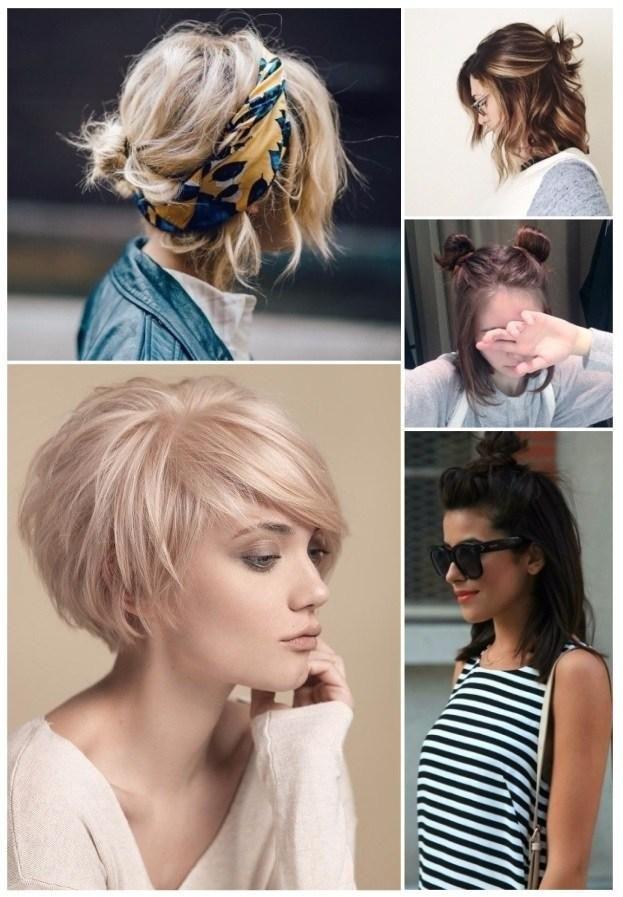 Peinados bonitos cabello corto