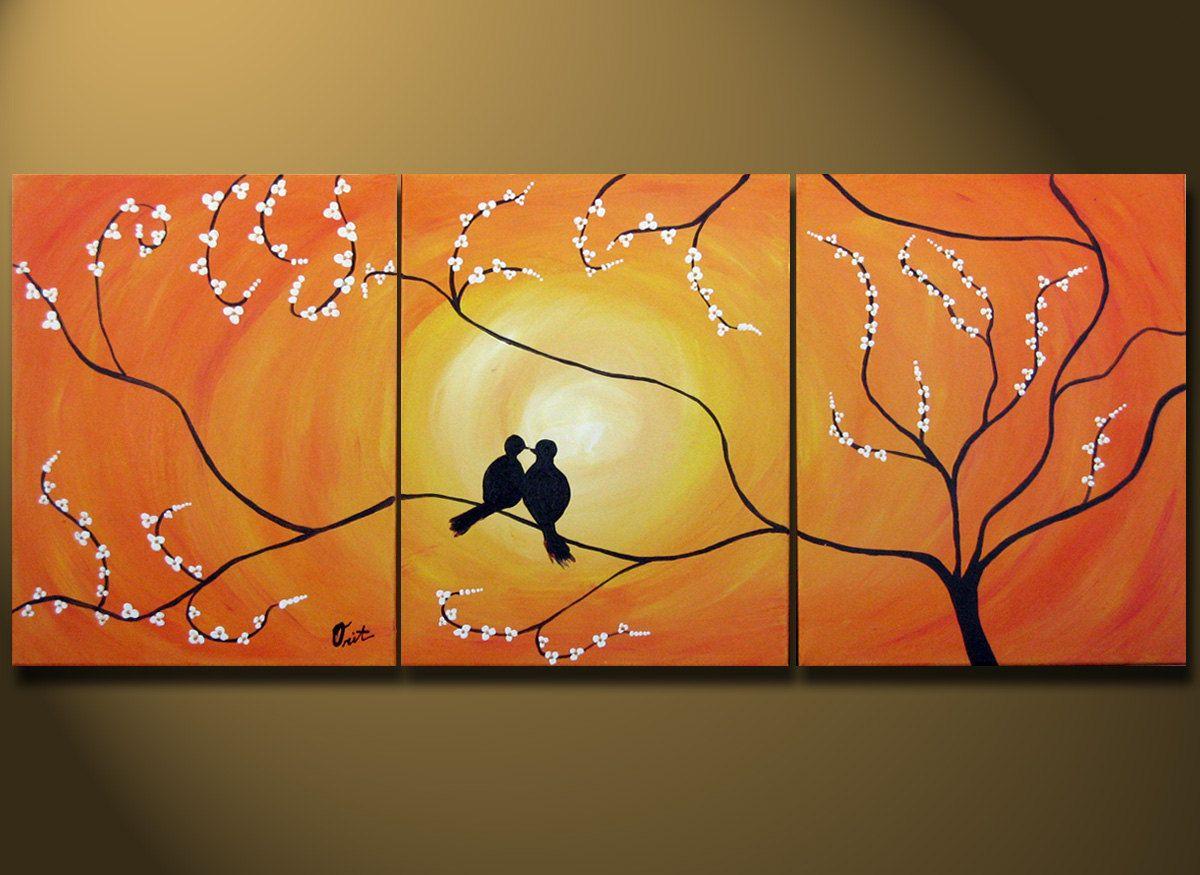 Best 25 4 canvas paintings ideas on pinterest painting for Three canvas painting ideas