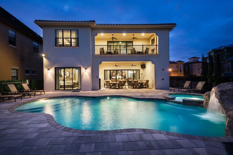 Days and nights are equally enjoyable at 7846 Palmilla Ct