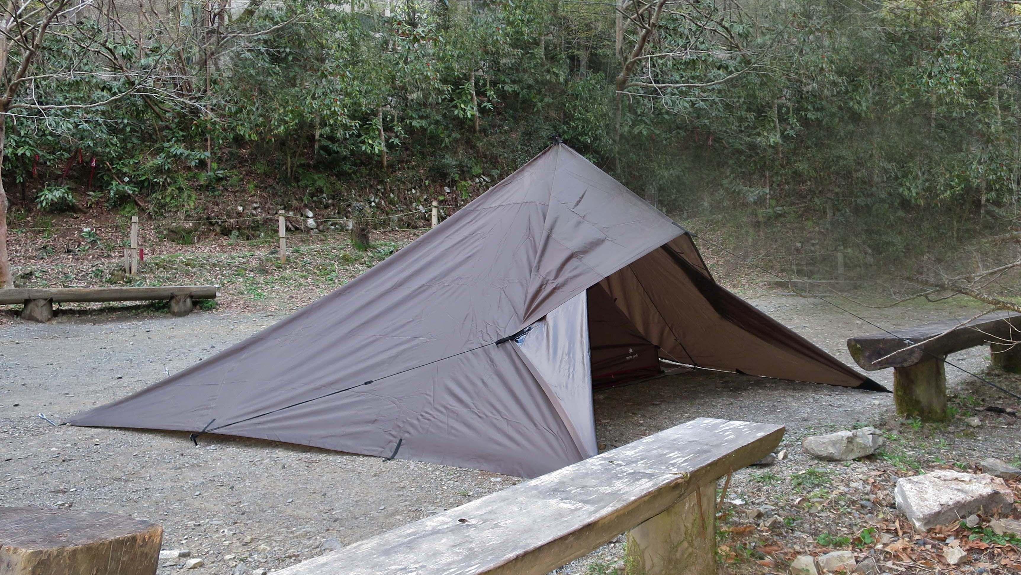 Ddターブステルス4x4にペンタイーズ ソロキャンプを楽しむ物モノの記録です 楽天ブログ キャンプ アウトドア アウトドアキャンプ