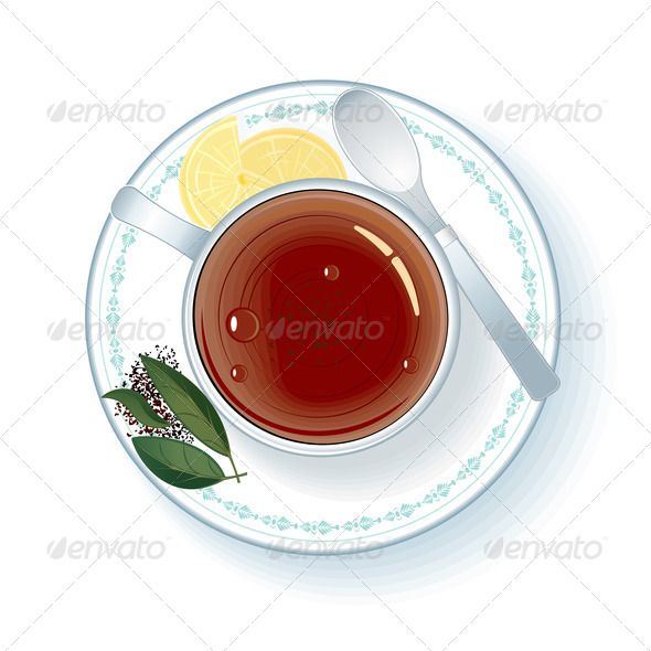 Hot Tea ... Aroma, Beverage, Black, Breakfast, Brewed