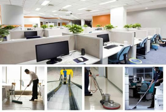 The main duties of Commercial Office Cleaning in Canberra