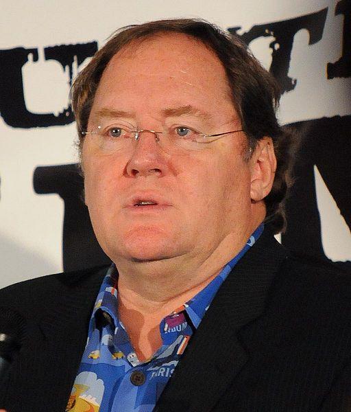 John Lasseter - 55 anos, o hiperativo animador, produtor e supervisor executivo do departamento de criação dos estúdios Disney e Pixar.
