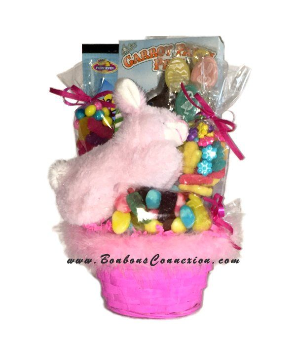 Mignon panier cadeau pour pques cute easter gift basket easter gift baskets negle Gallery