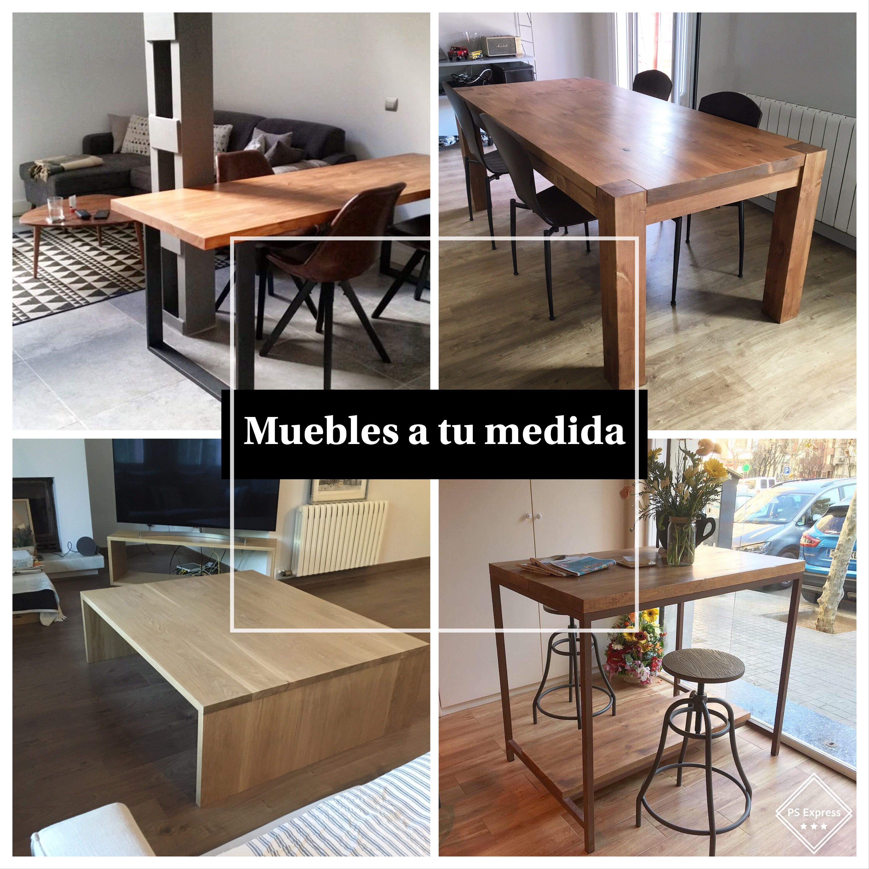 Muebles Estilo Industrial A Tu Medida Precios Pensados Para Ti