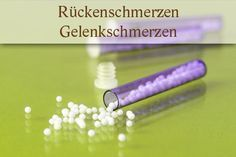Homoopathie Globuli Bei Ruckenschmerzen Und Gelenkschmerzen