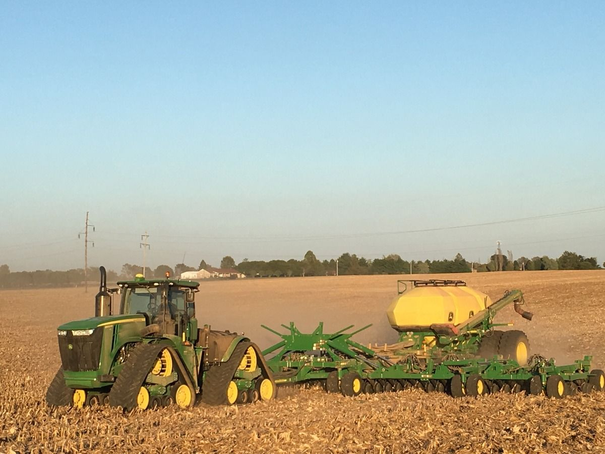 How is 2016 fall work shaping up on your farm and in your ar | REAL Toy Talk | Toy Talk | The Toy Tractor Times Online Magazine