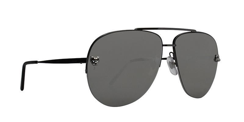 86b6840429 Cartier - Panthere Pilote ESW00217 sunglasses
