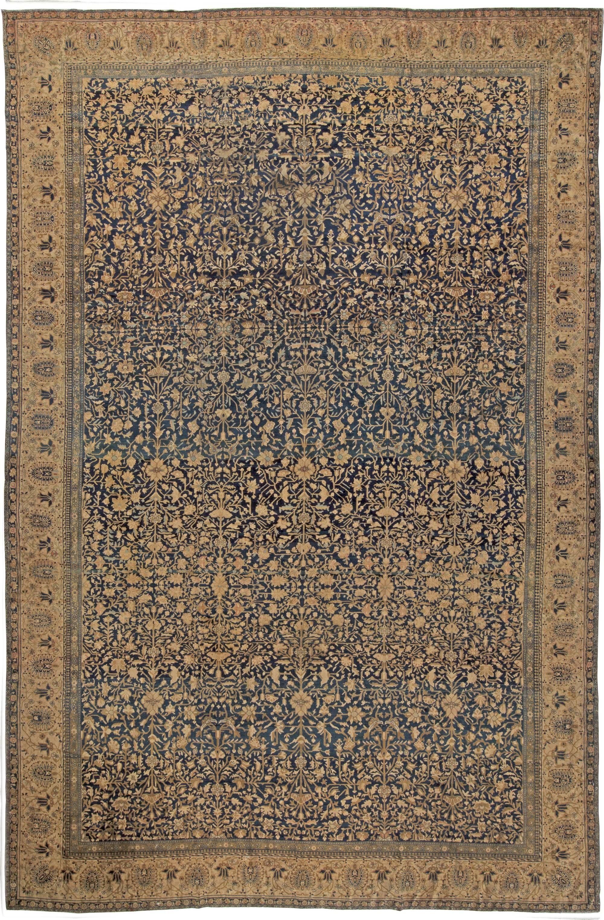 Vintage Persian Kashan Rug Persian Rugs For Sale Kashan Rug Persian Rug Designs