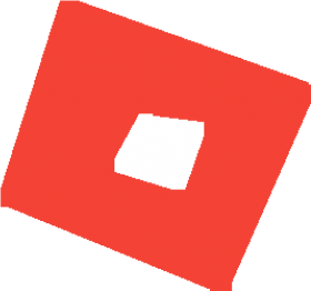 Transparent Old Roblox Icon