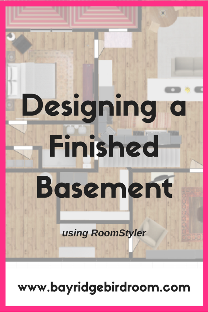 Designing A Finished Basement