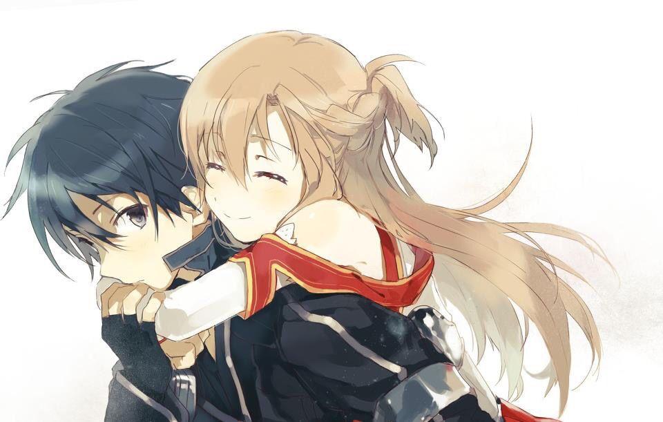Kirito And Asuna アスナ かわいい キリト アスナ キリアス