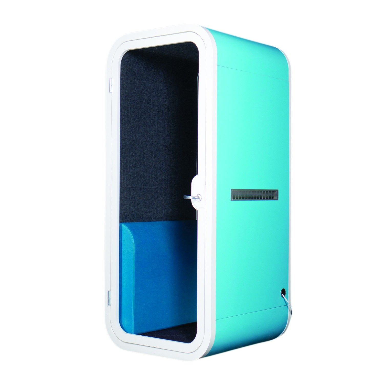 Framery O Modern Phone Booth with sleek curved design ... | 1500 x 1500 jpeg 149kB