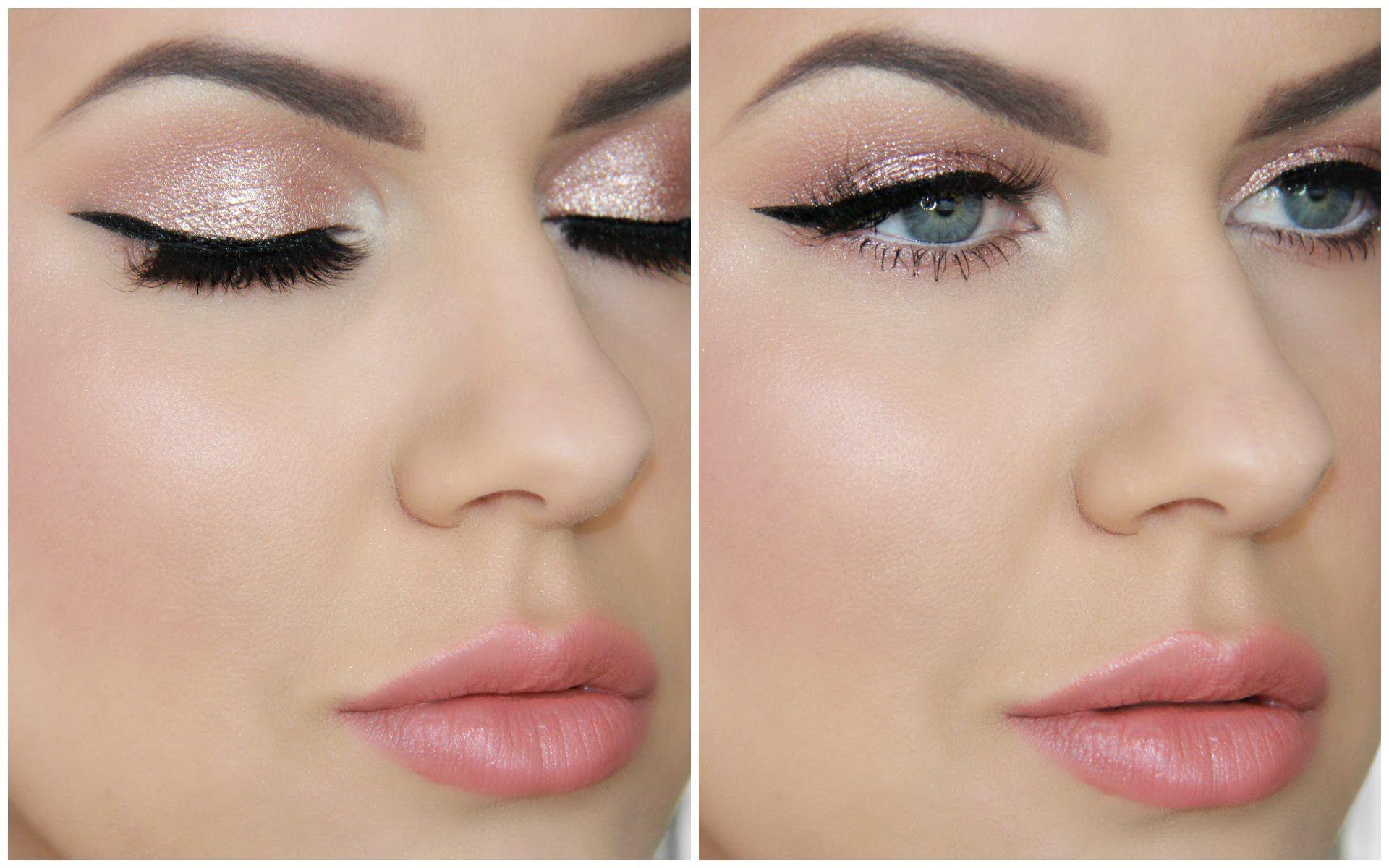 Drugstore makeup tutorial soft rose gold affordable makeup drugstore makeup tutorial soft rose gold affordable makeup baditri Gallery