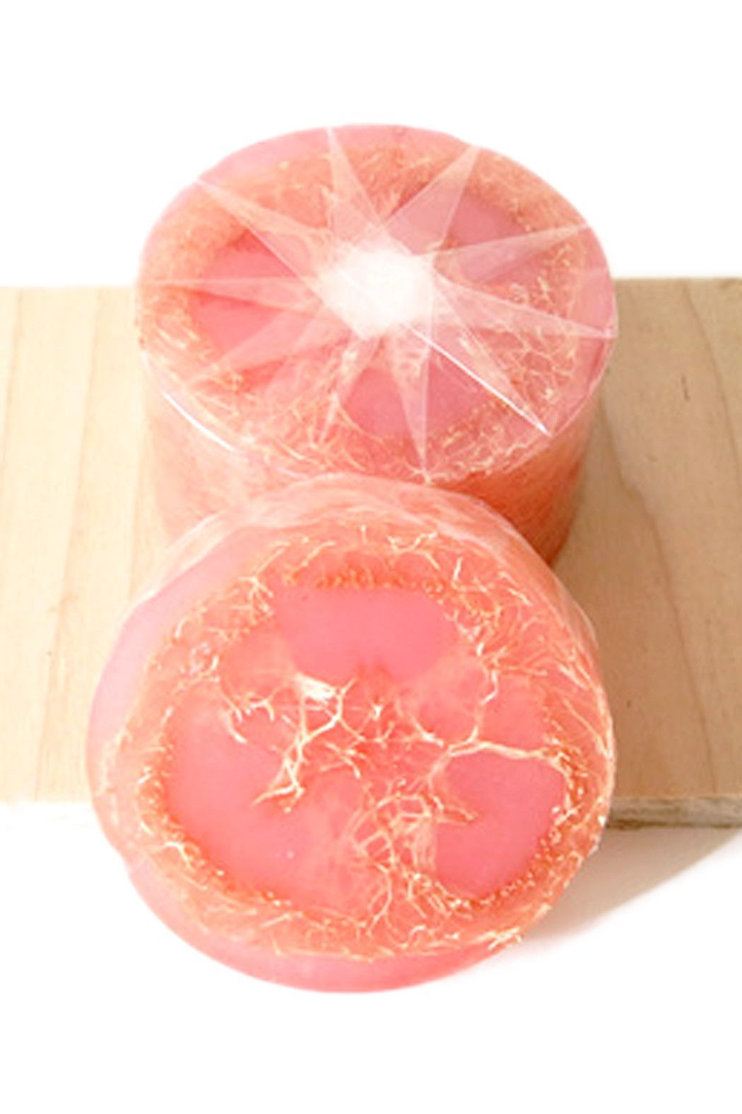 Soap with natural exfoliation one of the best things you