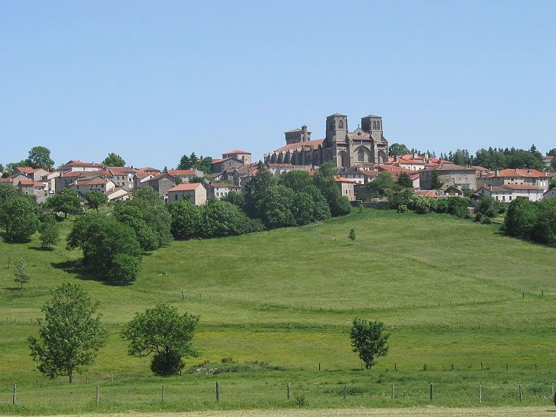 The Abbey At La Chaise Dieu Founded On The Site In 1043 By Robert De Turlande A Kinsman Of Gerald Of Aurillac And Canon Of Sain Photo Dolores Park Wilderness